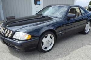 1997 Mercedes-Benz 600-Series