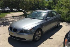 2007 BMW 5-Series Photo