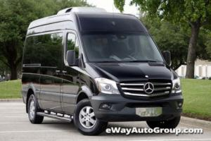 2014 Mercedes-Benz Sprinter --