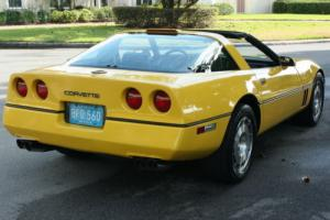 1986 Chevrolet Corvette LIFT OFF ROOF - IMMACULATE - 38K MI Photo