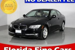 2012 BMW 3-Series 2dr Cpe 335i xDrive AWD