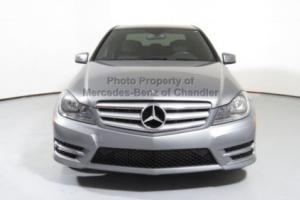 2012 Mercedes-Benz C-Class 4dr Sedan C250 Sport RWD