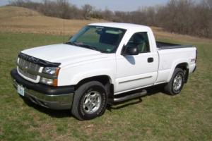 2004 Chevrolet C/K Pickup 1500