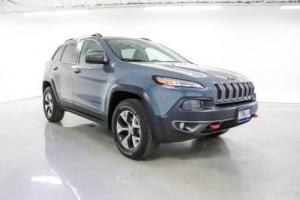 2015 Jeep Cherokee Trailhawk Photo