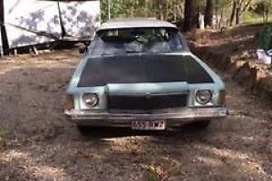 1979 Holden Kingswood Wagon HZ SL