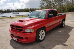 Dodge Ram 1500 supercharged 5.9 v8 not ford f100 f150 not chev silverado