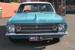 1967 HR Holden Sedan