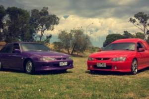 2003 Holden By Design VY SS SANDMAN series2 V8 MANUAL