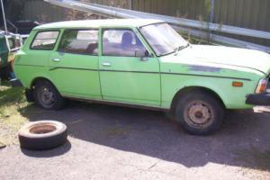 1980 subaru wagon Photo