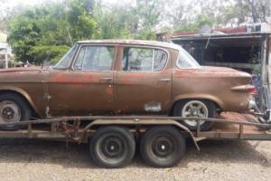 1961 Studebaker Lark Project