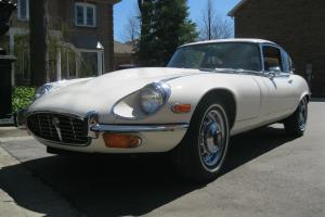 1972 Jaguar E-Type Coupe   eBay Photo