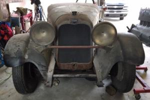 1927 Auburn speedster