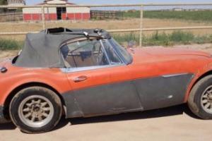 1963 Austin Healey 3000 MKII Photo