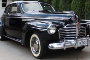 1941 Buick Super 56S Sport Coupe Photo