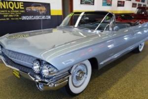 1961 Cadillac DeVille Convertible