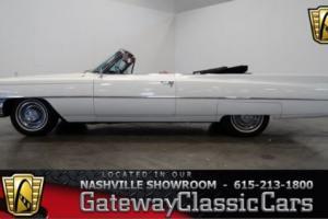1963 Cadillac DeVille -- Photo