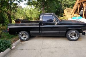 1986 Chevrolet C/K Pickup 1500 Silverado