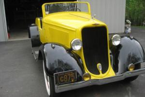 1933 Dodge Other Roadster Photo