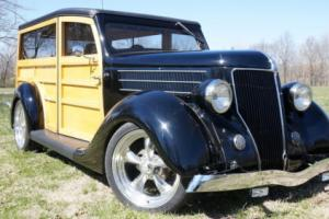 1936 Ford Other Pickups WAGON-STEEL