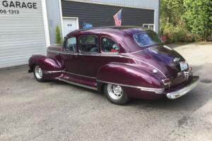 1947 Hudson 4 door Sedan 4 door sedan