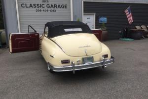 1948 Packard Super Eight Convertible Convertible Coupe