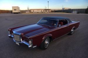 1969 Lincoln Mark Series