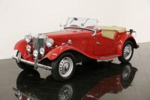 1951 MG T-Series Photo