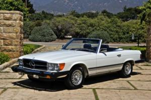 1980 Mercedes-Benz SL-Class Roadster Photo