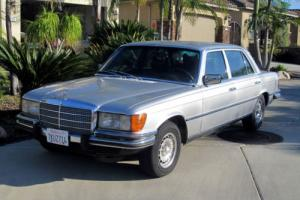 1978 Mercedes-Benz 400-Series 6.9