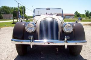 1958 Morgan Plus Four