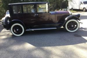 1926 Pierce Arrow Series 80 G80 Sedan Photo