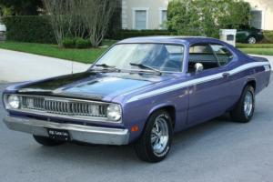 1970 Plymouth Duster COUPE - OLDER RESTORATION - 360 V-8