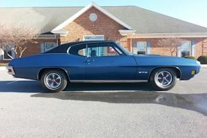 1970 Pontiac GTO Photo
