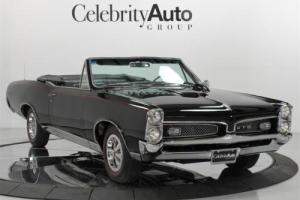 1967 Pontiac GTO Convertible Photo