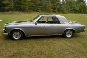 1963 Studebaker GT Grand Tourismo Hawk