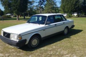 1986 Volvo 240 Photo