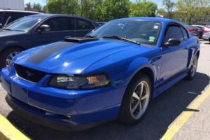 2003 Ford Mustang 2dr Coupe Premium Mach 1