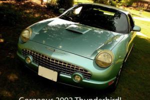 2002 Ford Thunderbird Photo