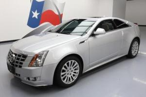 2014 Cadillac CTS PERFORMANCE COUPE SUNROOF NAV