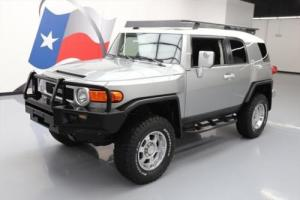 2012 Toyota FJ Cruiser 4X4 AUTO CRAWLER PKG LIFTED