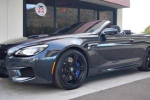 2016 BMW M6 CONVERTIBLE Photo