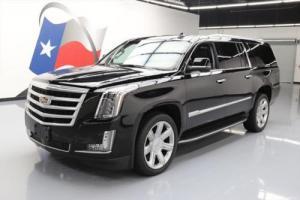2016 Cadillac Escalade ESV PREMIUM 4X4 NAV HUD DVD
