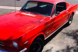 1965 Ford Mustang 2+2 Photo