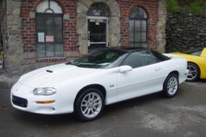 2001 Chevrolet Camaro SLP