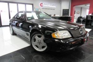 2001 Mercedes-Benz SL-Class SL 600 2dr Convertible Photo
