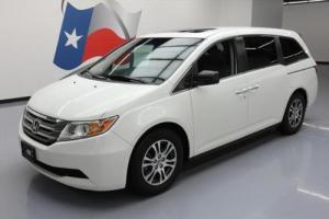 2012 Honda Odyssey EX-L SUNROOF REAR CAM HTD SEATS