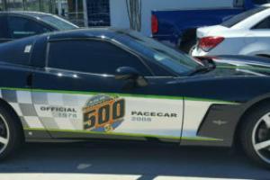 2008 Chevrolet Corvette 3LT INDY 500 PACE CAR REPLICA