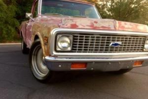 1972 Chevrolet C-10 Photo