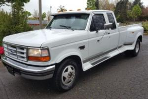 1995 Ford F-350 extended cab dually