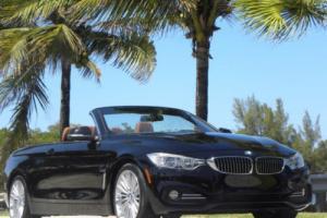 2014 BMW 4-Series 428I CONVERTIBLE-NAV-HK SOUND-WARRANTY-NO RESERVE